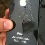 iPhone 4 - случай на самозапалване