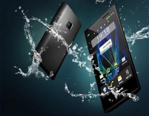 Новият смартфон на Panasonic